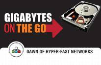 Gigabytes on-the-go